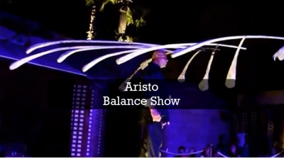 Aristo balance show
