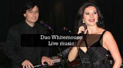 Duo whitemouse