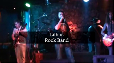 lithos rock band