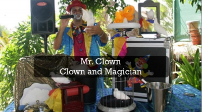 Mr Clown
